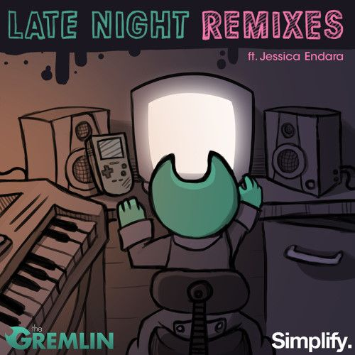 Late Night Love feat. Jessica Endara (Venemy Remix)
