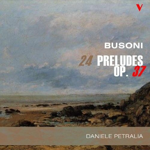 Busoni - Preludes Op. 37 - 8. Allegro moderato