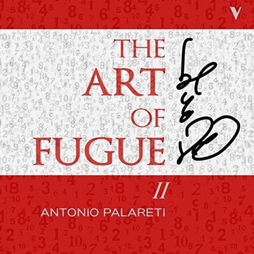 Bach - Art of Fugue - Canon (a 2) per augmentationem